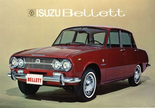 isuzu bellett-2