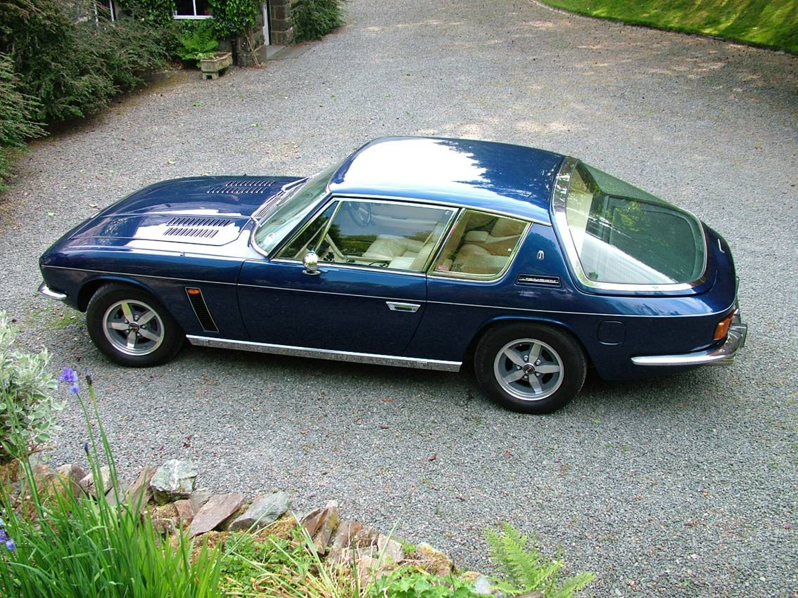 jensen interceptor iii