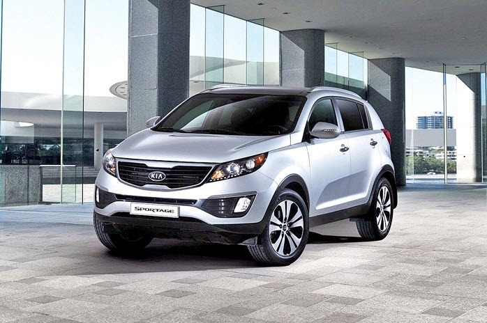 Kia Sportage Best Photos And Information Of Model