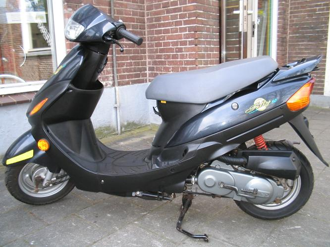 kymco filly-2