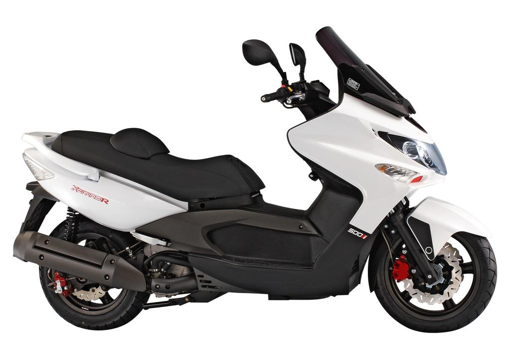 kymco xciting
