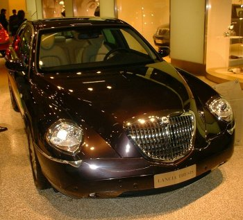 lancia thesis comfortronic