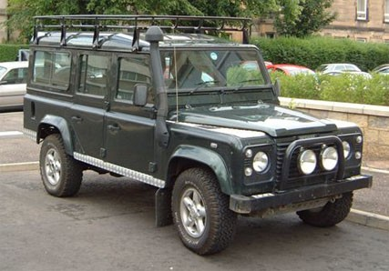 land-rover 110 station