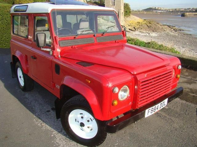 land rover defender 3.5 v8