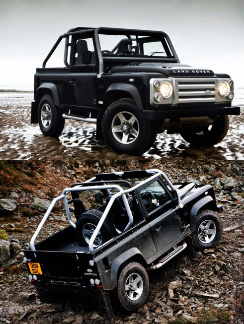 land rover defender anniversary