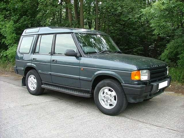 land rover discovery 3.9