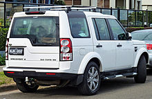 land rover discovery 5.0