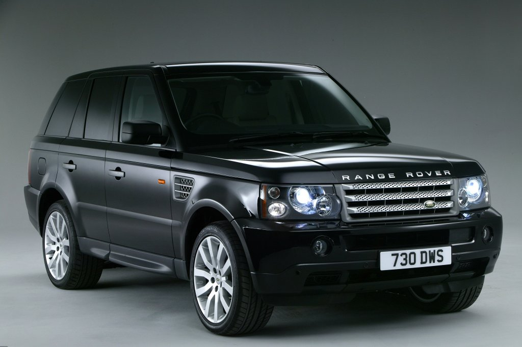 land rover discovery range