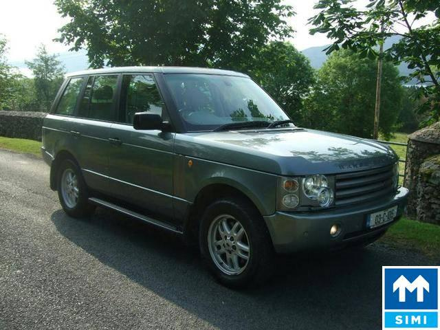 land rover range rover 3.0 td6 hse