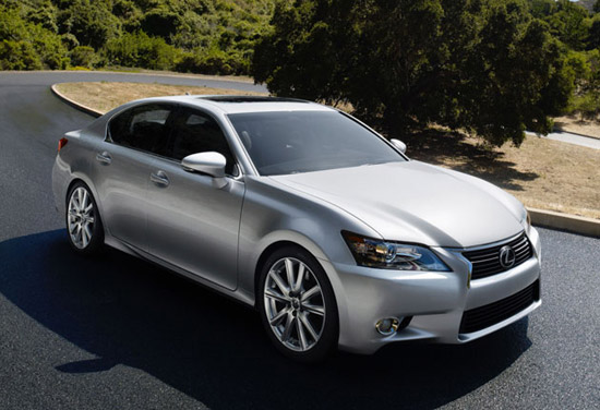 lexus gs sedan