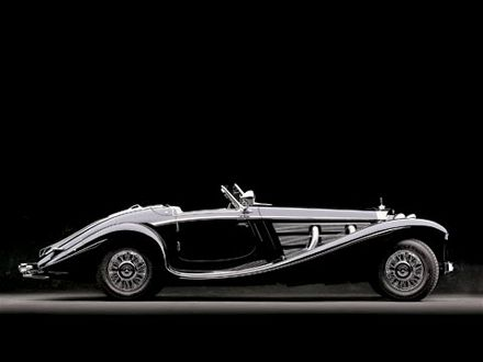 mercedes-benz 540k roadster
