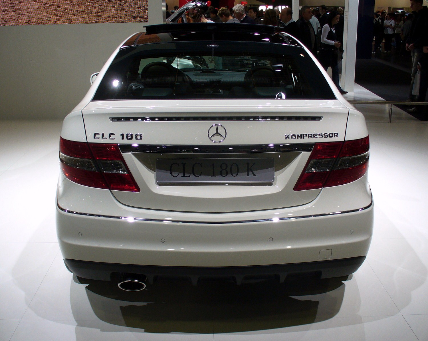 mercedes-benz clc kompressor