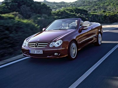 mercedes-benz clk avantgarde