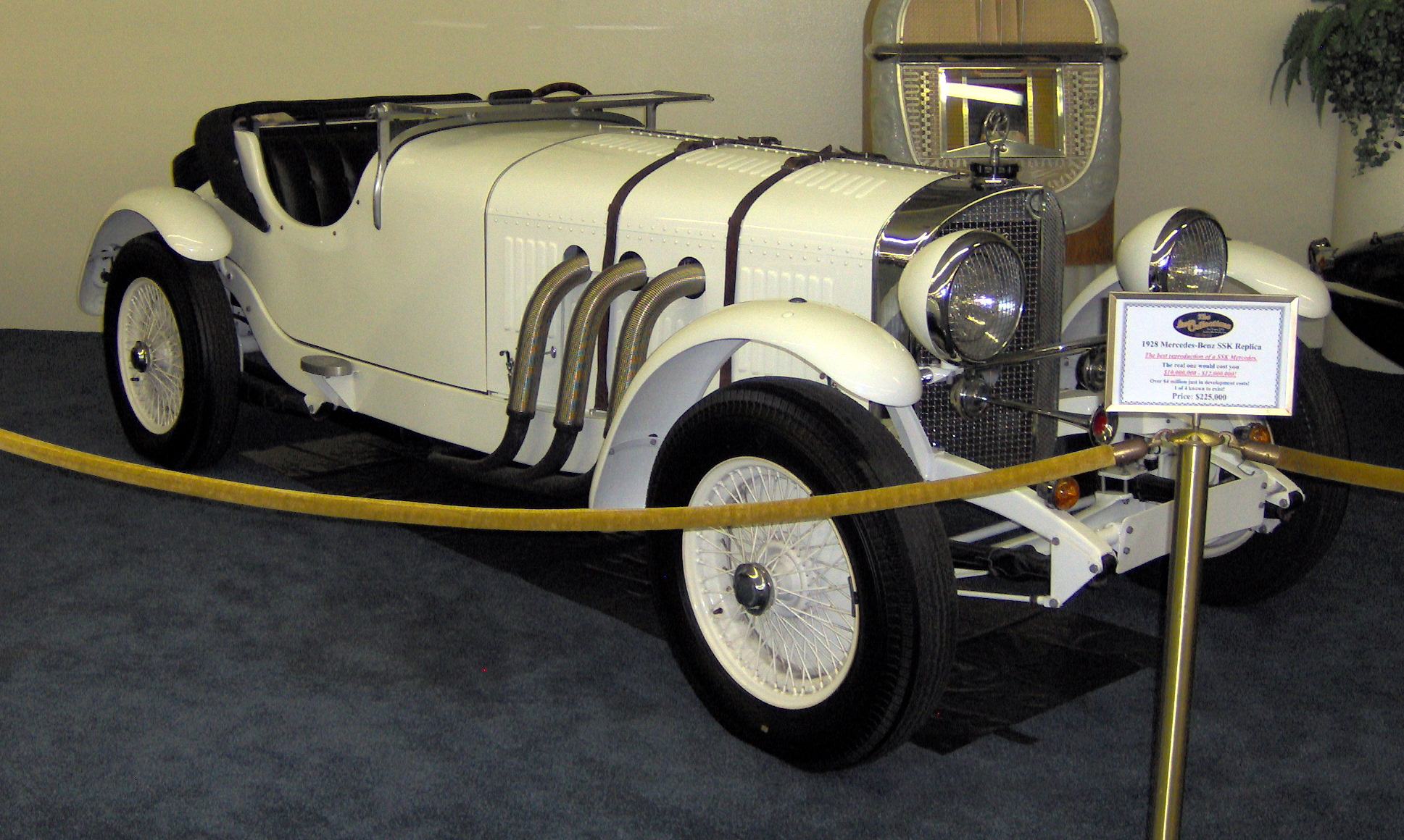 mercedes-benz replica