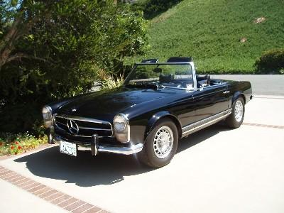 mercedes-benz sl 230