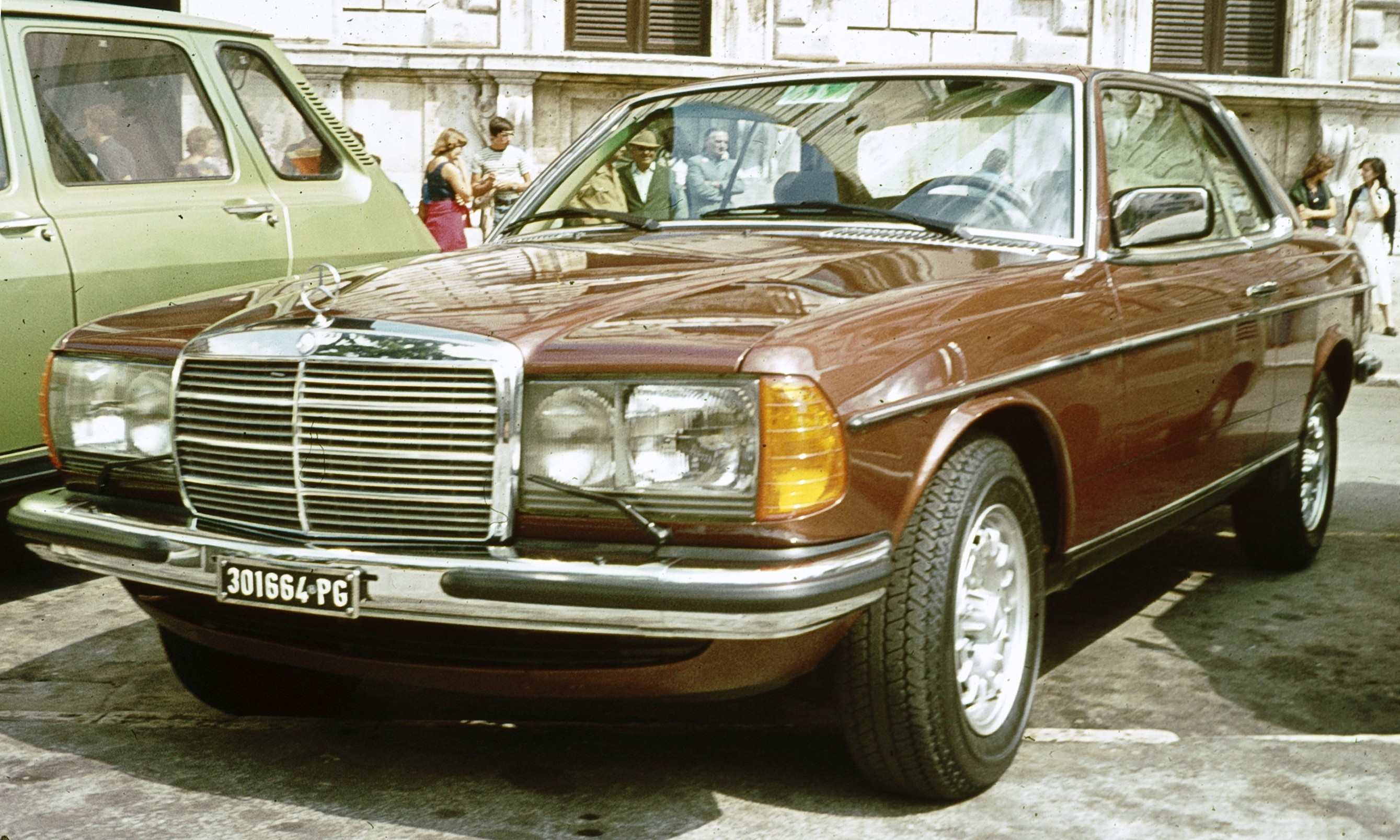 mercedes-benz w 123 coupe