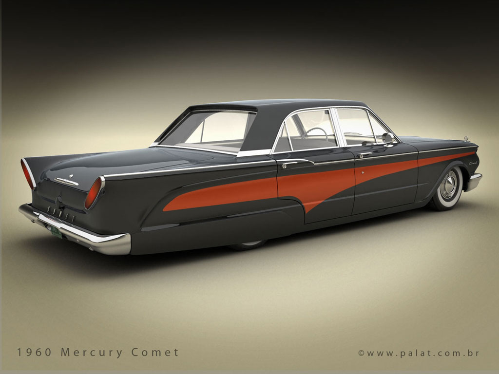 mercury comet custom