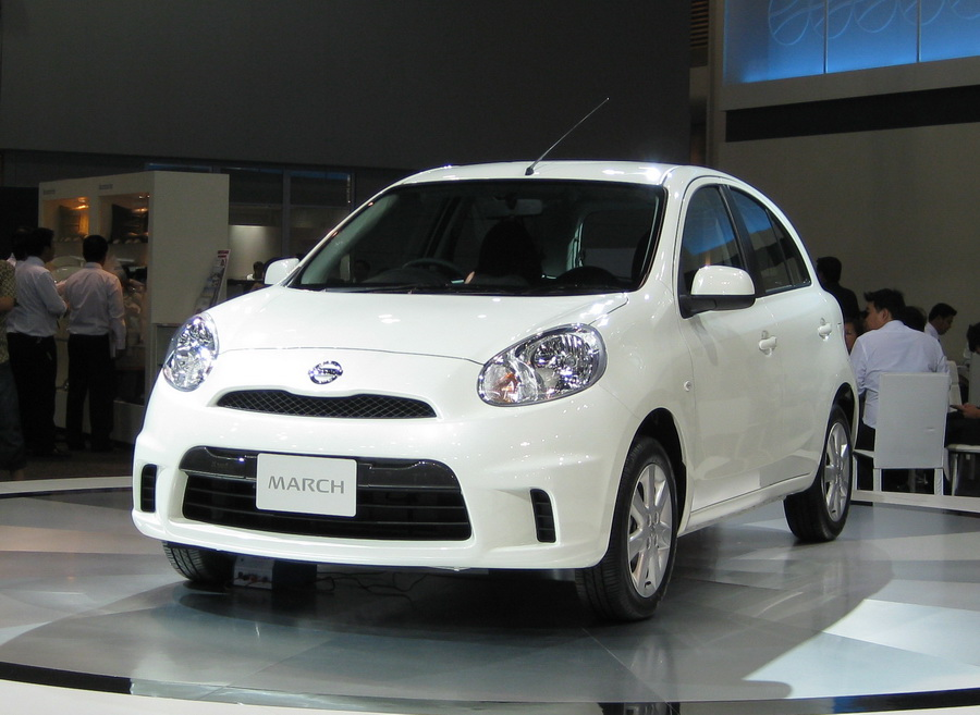 nissan march sports