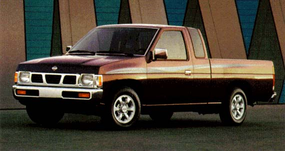 nissan pick-up xe