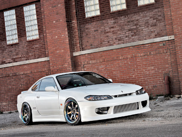nissan silvia turbo