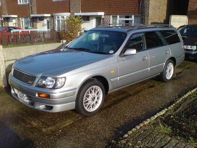 nissan stagea rs four
