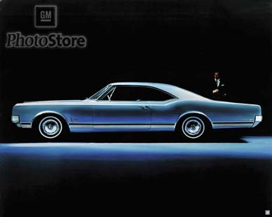 oldsmobile 88 dynamic