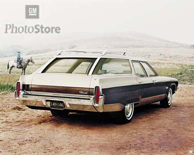 oldsmobile custom cruiser