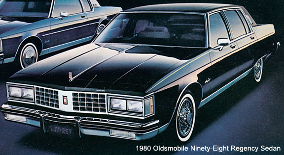 oldsmobile ninty-eight