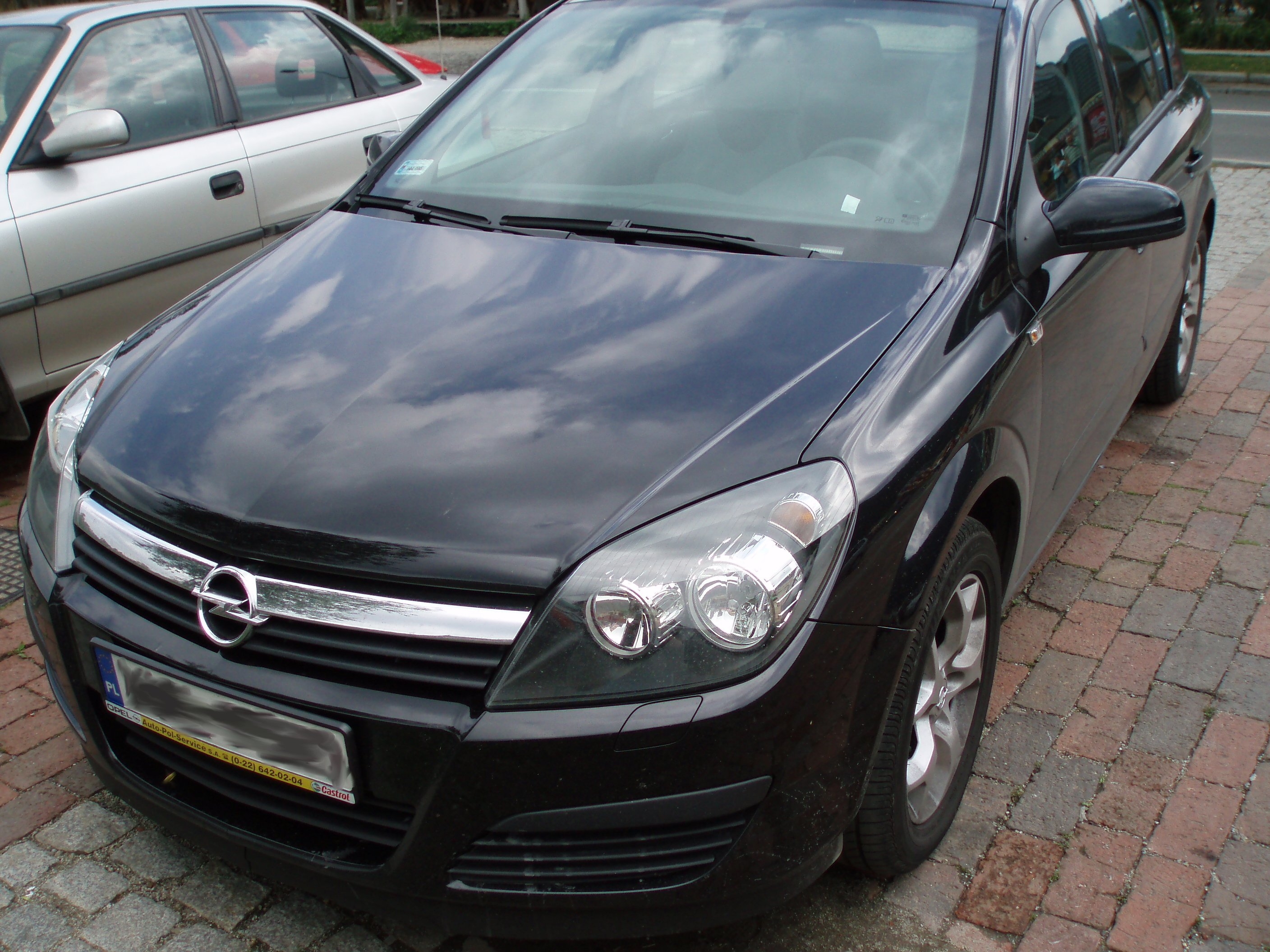 opel astra 16 twinport