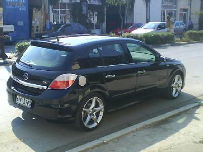 opel astra 2.0 turbo cosmo