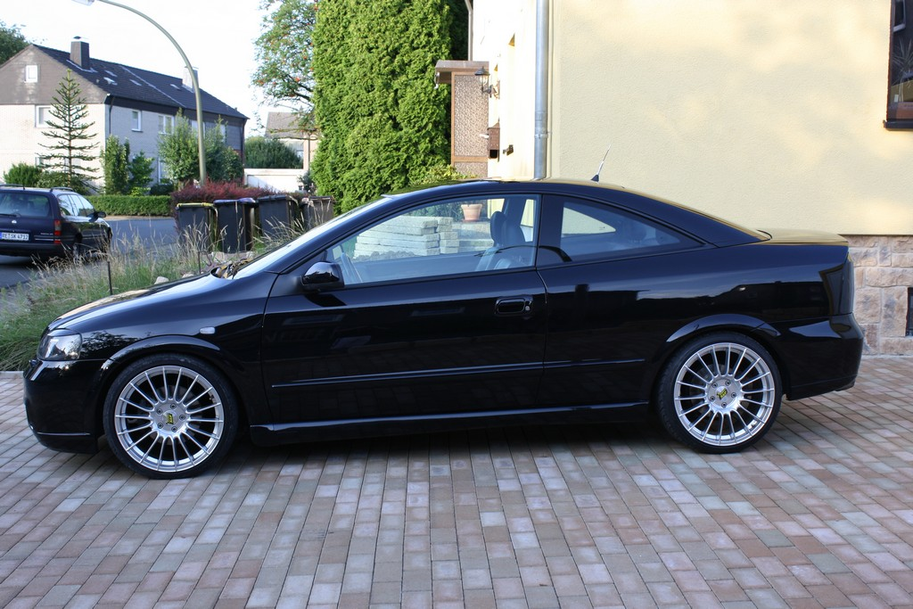 opel astra 2.2 coupe