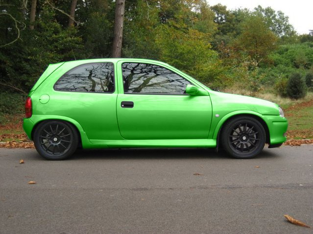 opel corsa best photos and information of model