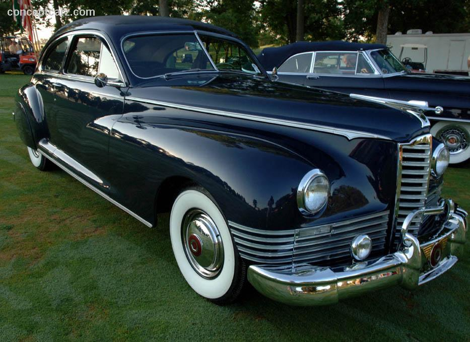 packard super