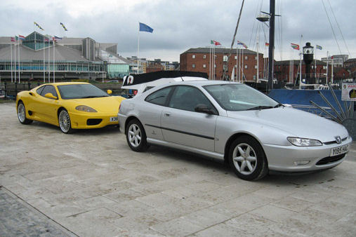 peugeot 406 2.2 coupe