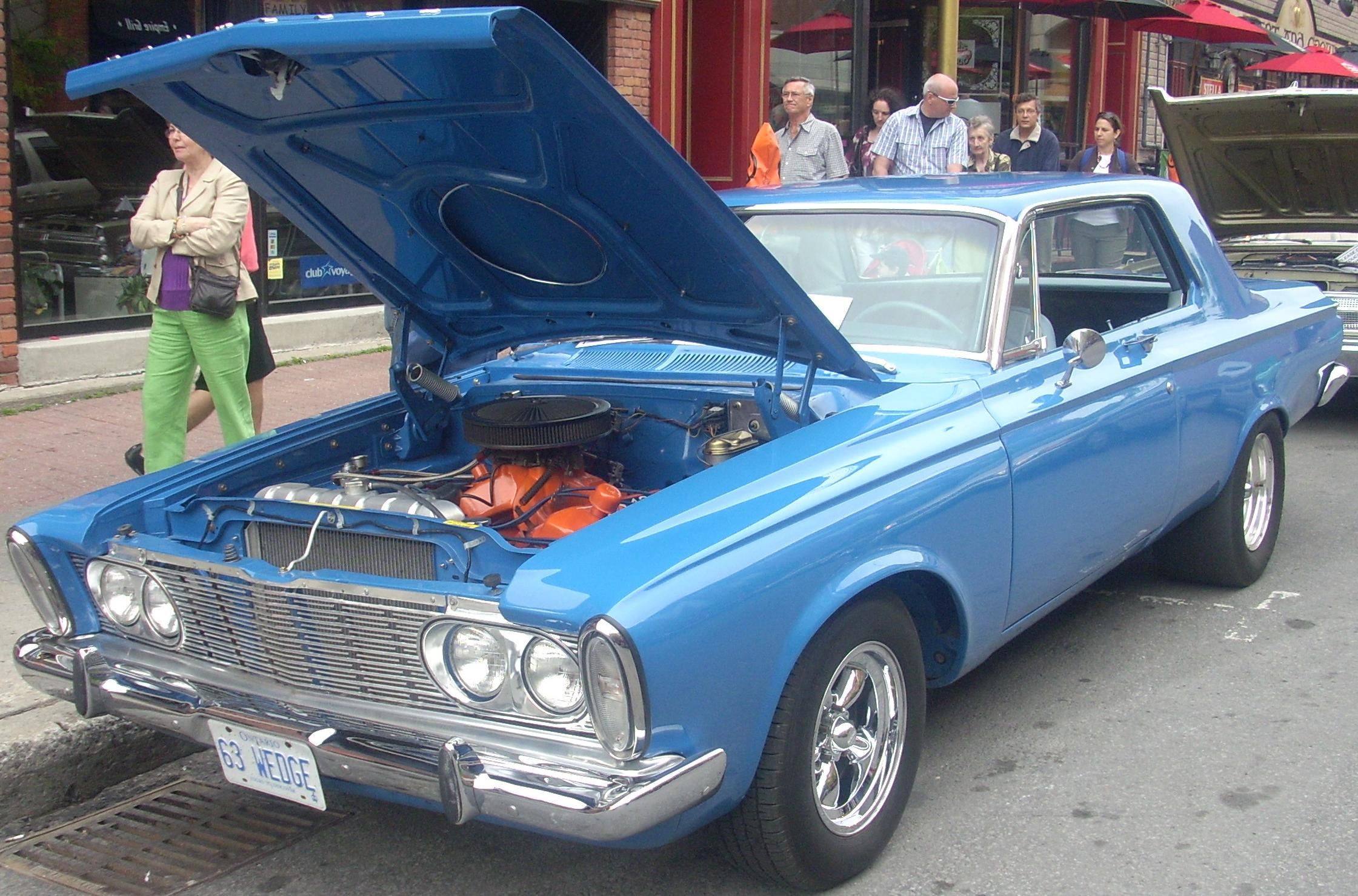 plymouth belvedere coupe