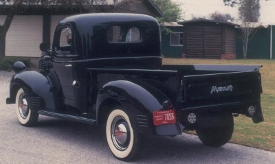 plymouth pt-125