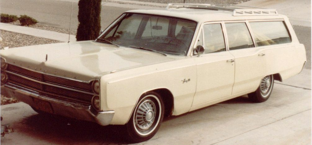 plymouth station wagon
