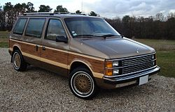 plymouth voyager van