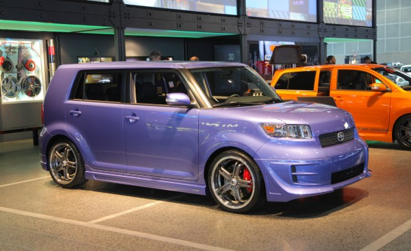 scion xb 7.0