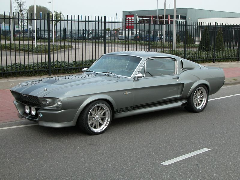 shelby mustang-2