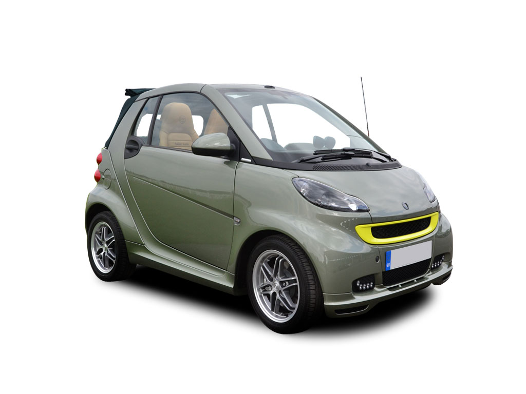 smart fortwo cabriolet passion