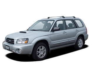 subaru forester -turbo