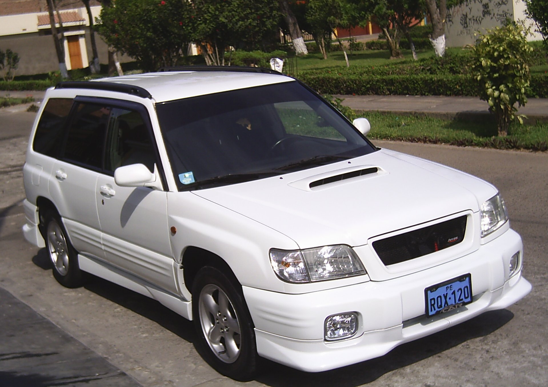 subaru forester turbo