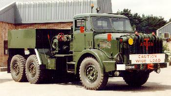 thornycroft mighty antar
