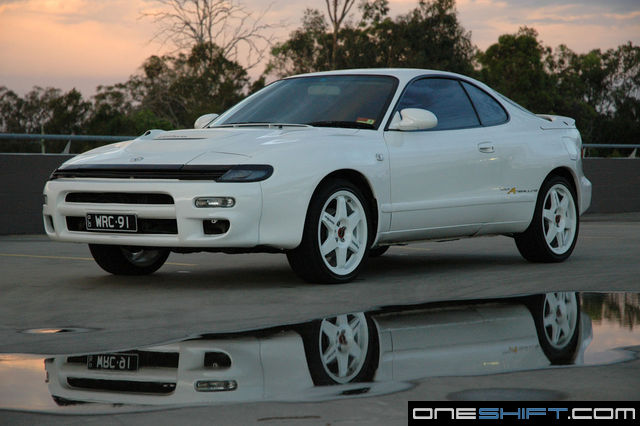 toyota celica gt4 st185