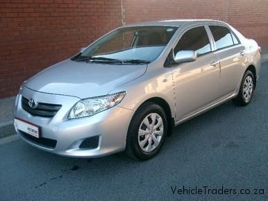 toyota corolla 1.3 advanced