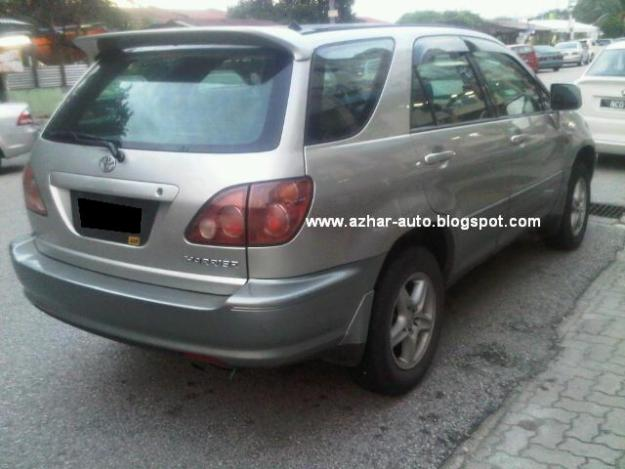 toyota harrier 2.2