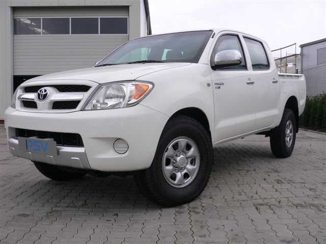 toyota hilux doublecab