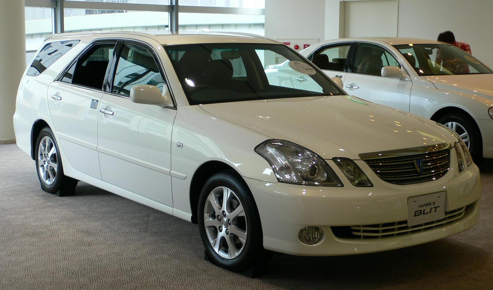 toyota mark-2