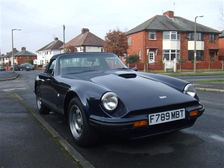 tvr s v8